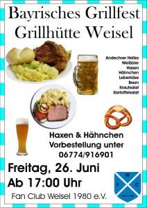 Grillfest 2015
