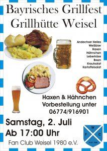 Grillfest 2016